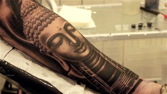 Master Class: Igor's Buddha Tattoo