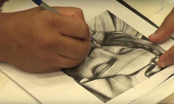 Piata (Mother Mary) Tattoo - Realism Sculpture - Intermediate Level part 1