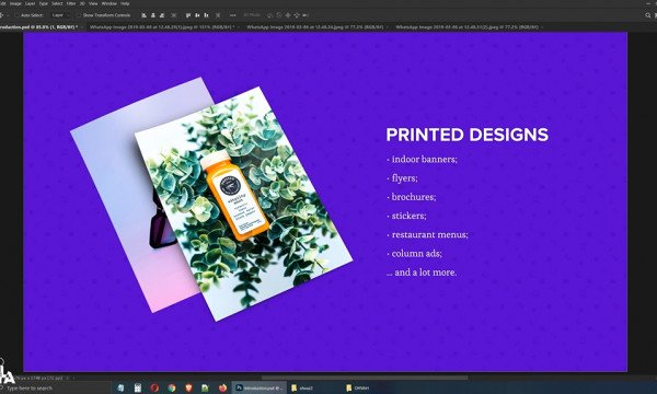 Introduction to Printed Materials